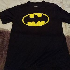 Boys Batman Dri-Fit type shirt.